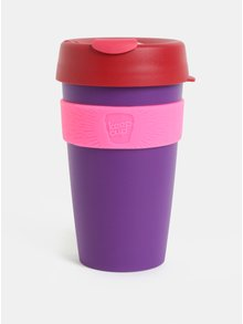 Cana de calatorie rosu-mov KeepCup Original Large