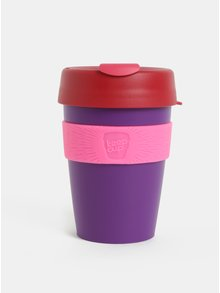Cana de calatorie rosu-mov KeepCup Original Medium