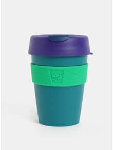 Cana de calatorie mov-verde KeepCup Original Medium