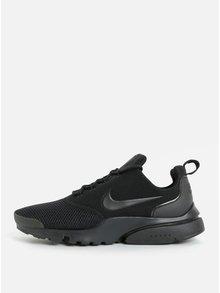 Čierne pánske tenisky Nike Presto Fly