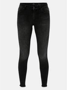 Černé skinny fit džíny ONLY