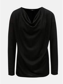 Černý svetr s dlouhým rukávem ONLY Elcos