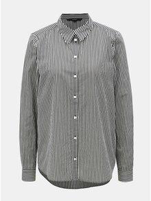 Bílo-černá pruhovaná košile VERO MODA