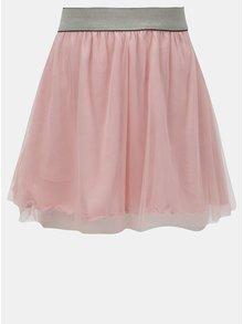 Ružová tylová sukňa Blue Seven