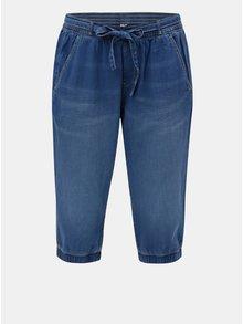 Pantaloni scurti albastri lejeri din denim S.Oliver