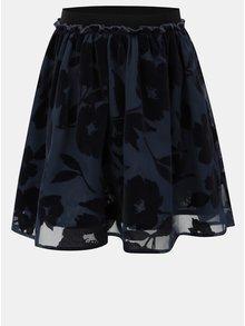 Tmavomodrá dievčenská sukňa Name it Nola