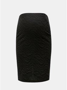 Černá těhotenská sukně Mama.licious