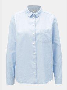 Modrá volná košile Selected Femme