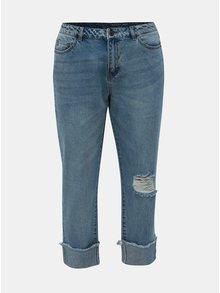 Světle modré džíny s potrhaným efektem Noisy May Taylor