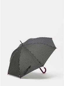 Umbrela automata neagra cu buline Rainy Seasons