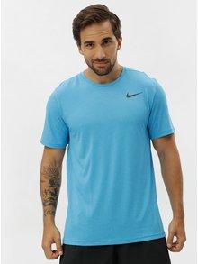 Modré pánské funkční tričko Nike