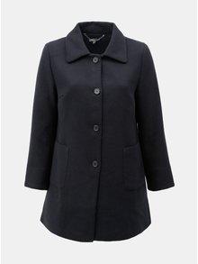 Tmavě modrý zimní kabát Ulla Popken