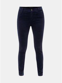 Modré skinny džíny s vysokým pasem Yerse