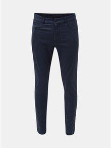 Modré straight fit džíny Quiksilver