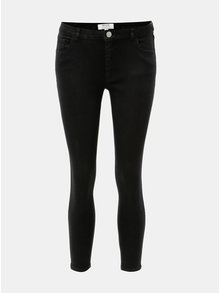 Černé skinny džíny Dorothy Perkins Petite