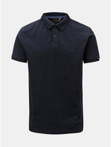 Tmavě modré pánské regular fit polo tričko s.Oliver