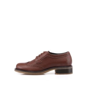 U.S. Polo Assn. Pantofi Irma de damă, din piele – maro