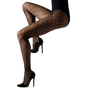Dres negru Gipsy cu model plasă
