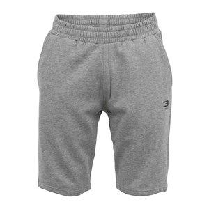 Pantaloni scurți de trening gri melanj Jack & Jones Slider