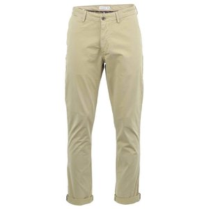 Pantaloni chino Ben Sherman slim bej