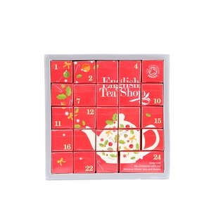 Calendar advent English Tea Shop cu ceai