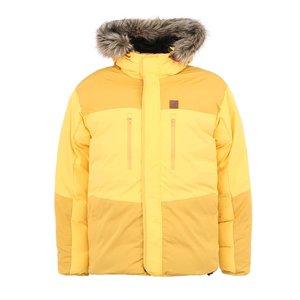 Haină de iarnă galbenă cu blană falsă Fat Moose Mountain la pretul de 727.99