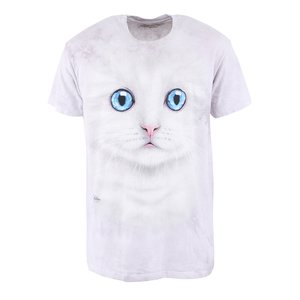 Tricou unisex The Mountain Ivory Kitten