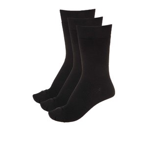 Set de 3 perechi șosete negre Jack & Jones Fipo de la Zoot.ro