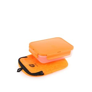 Cutie portocalie pentru sandwich de la Prêt à Paquet