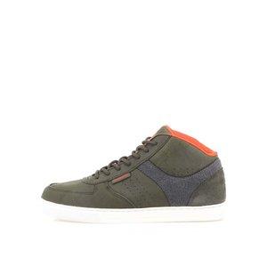 Pantofi sport înalți Jack & Jones Duck verzi