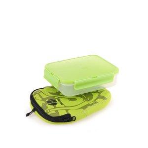 Cutie verde pentru sandwich de la Prêt à Paquet