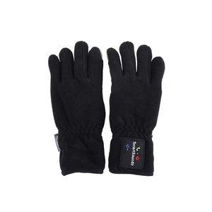 Mănuși negre pentru femei Bluetooth Handsfree Something Special de la Something Special