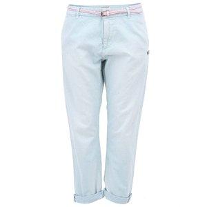 Pantaloni de damă Maison Scotch, culoarea mentei