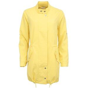 GINGER+SOUL, Jachetă lungă galbenă de la GINGER+SOUL