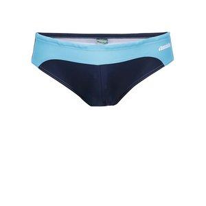 Șort de baie scurt clasic AussieBum Airlie, turcoaz și albastru