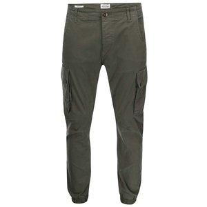 Pantaloni Combat Jack & Jones Paul - Verde Inchis