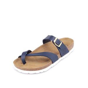 Sandale albastre cu talpă albă de la OJJU