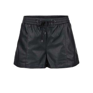 Vero Moda, Pantaloni scurți negri Vero Moda Lina