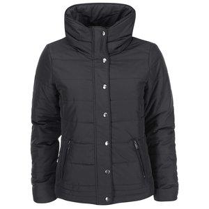 Jachetă matlasată neagră VILA Lonar