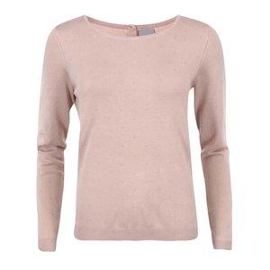 Bluza Glory de la Vero Moda, roz estompat, punctată