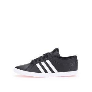 adidas Originals, Pantofi sport de damă, din piele neagră, adidas Originals