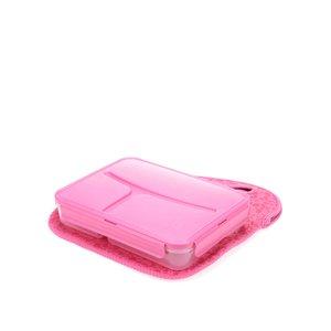 Prêt à Paquet, Cutie pentru prânz roz Prêt à Paquet