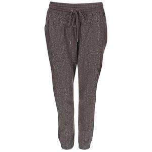 Pantaloni de trening Sparkle Vero Moda imprimat – gri închis