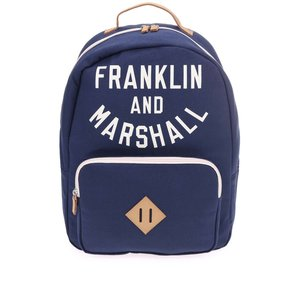 Franklin & Marshall, Rucsac unisex Franklin & Marshall – bleumarin