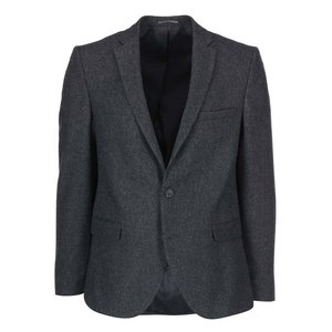 Blazer gri din lână Selected One Mylo