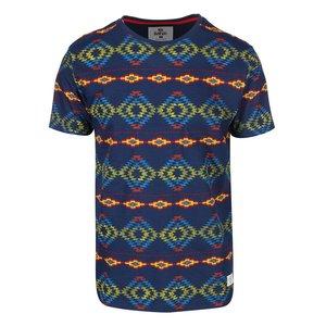 Tricou bărbătesc Navajo cu imprimeu colorat de la Bellfield la pretul de 64.99