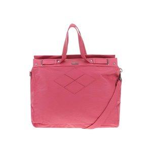 Geanta de mână Gleefully roz încăpătoare de la Roxy