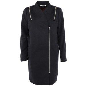 Palton negru Noisy May Alicia