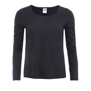 Bluză Charity cu detaliu decupat în spate, pe negru, de la Vero Moda