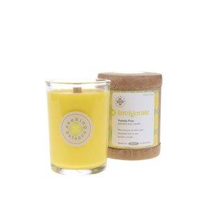Lumânare Root Candles Pomelo Pine cu parfum de pomelo